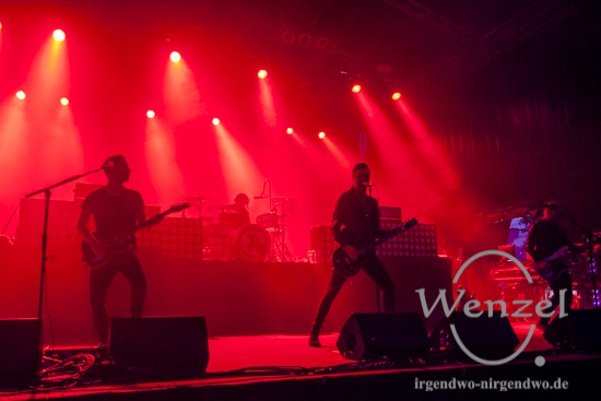 Royal Republic - Rocken am Brocken 2015
