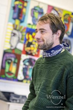 Max Grimm - Maler, Grafiker, Illustrator