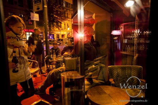 Das Café Central  ist zurück - jetzt in der Sternstraße 30