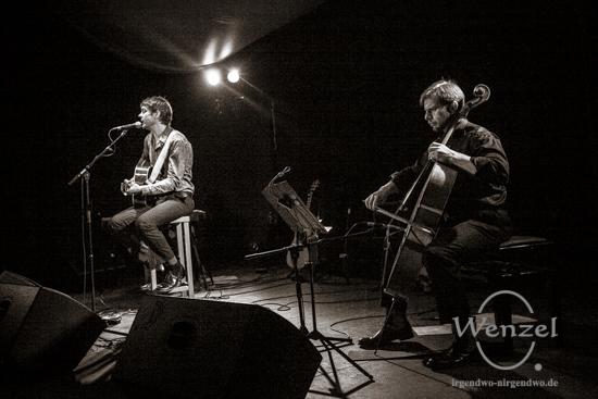 Niels Frevert - Konzert Moritzhof Magdeburg