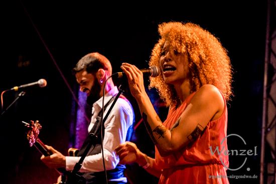 The Buttshakers - Reeperbahn Festival 2015