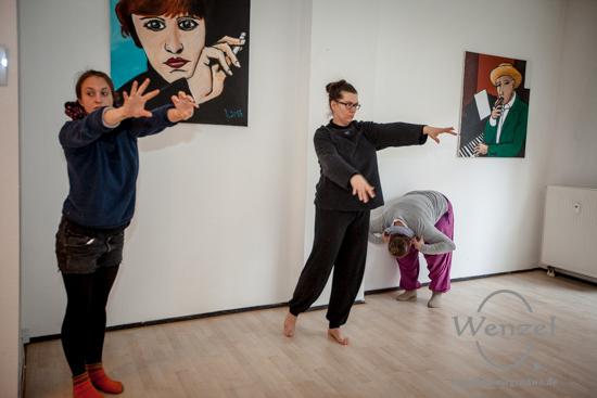 Workshop Tanz & Bewegung mit Fine Grafenhorst