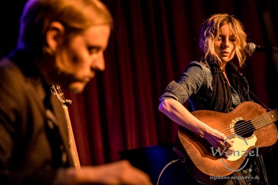 Christina Martin – Konzert im Volksbad Buckau