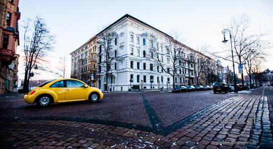 Hegelstraße - Liebigstraße - Blickwinkel Magdeburg