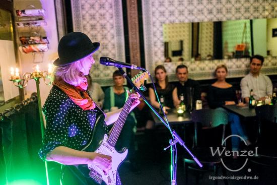 Kitty Solaris - Konzert im Strudelhof Magdeburg