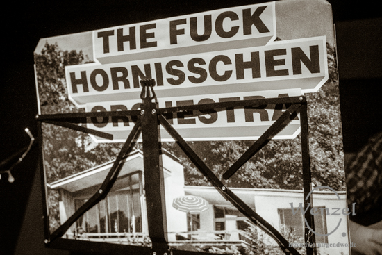 The Fuck Hornisschen Orchestra - Comedy im RIFF Magdeburg