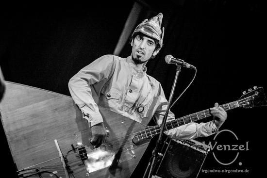 """""""Taiga Tunes & Soviet Grooves"""" mit APPARATSCHIK - Feuerwache Magdeburg"""