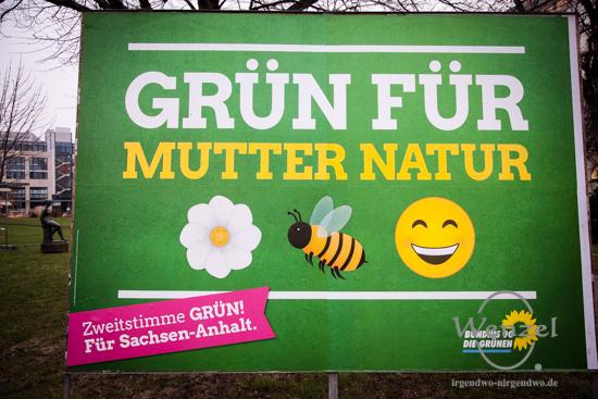 Die Grünen bekennen sich wieder zu ihren Kernkompetenzen
