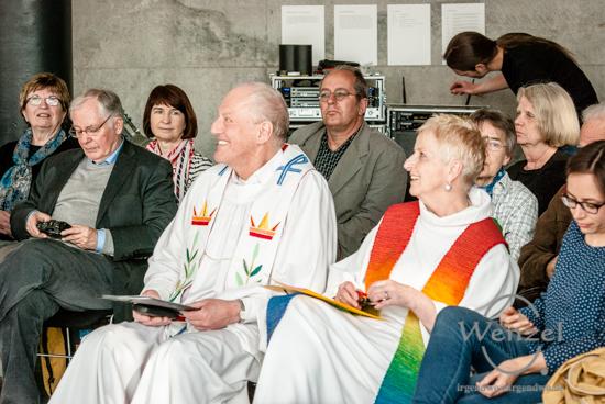 Bibel trifft Kunst - Kunstgottesdienst ANDERNORTS im MDR-Funkhaus