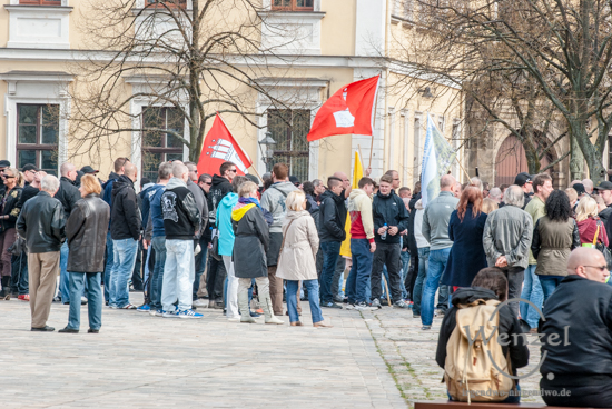 """Keine Alternative"" zur  ALTERNATIVE –  Magdeburg demonstriert"