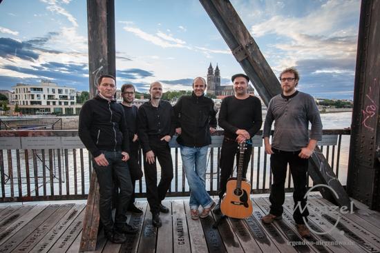 Magdeburg - Stadt mit Kultur - Martin Rühmann Band