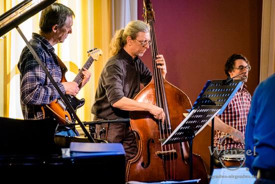 Matinee-Konzert mit dem Hannes Zerbe Jazz Orchester Berlin