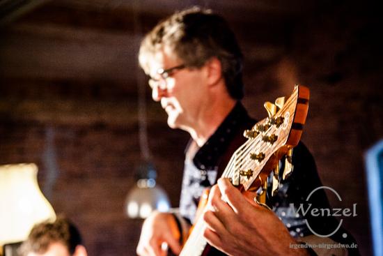 "Jazz am Turm – Oli Vogt Band & Matthias ""Mattl"" Philipp"
