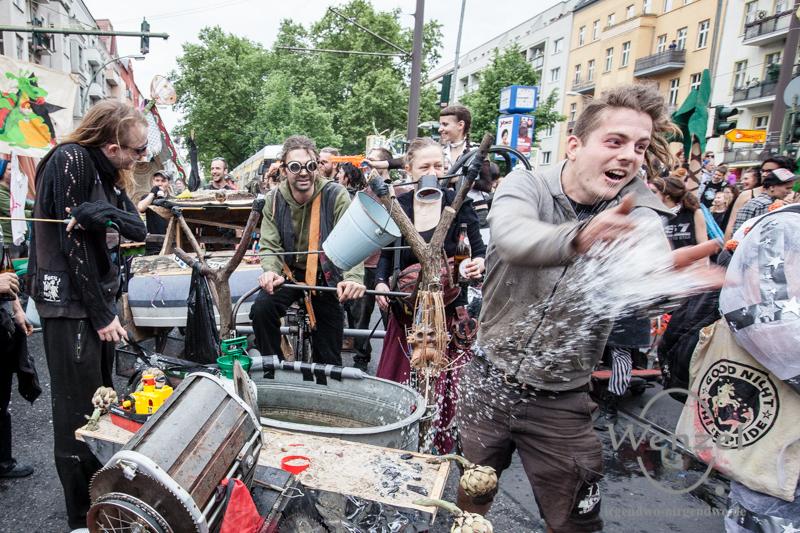 Karneval Der Subkulturen