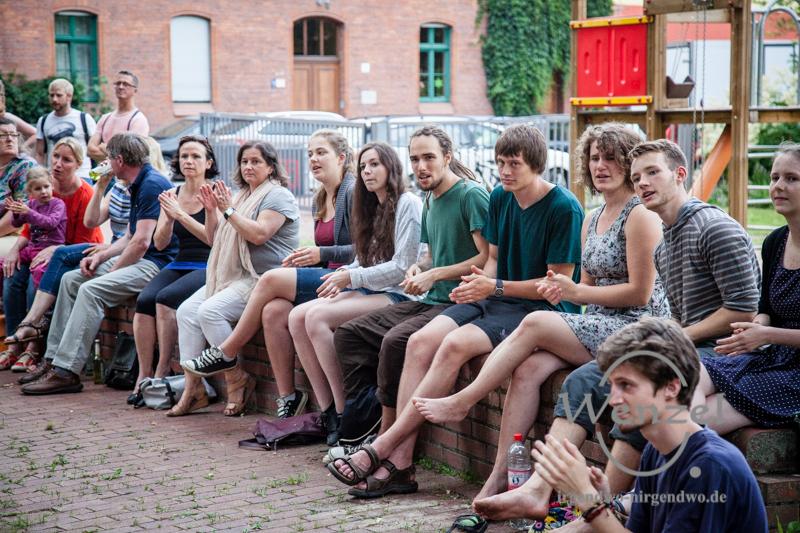 Benefizkonzert im Volksbad Buckau - Foto Wenzel-Oschington.de