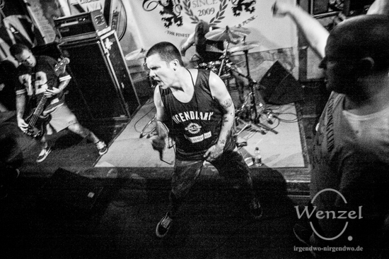 EXPIRE - Monday Bash by Prison Riot Magdeburg