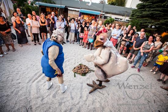 La Notte – Buckauer Fantasie –  Eröffnung des Figurentheaterfestivals