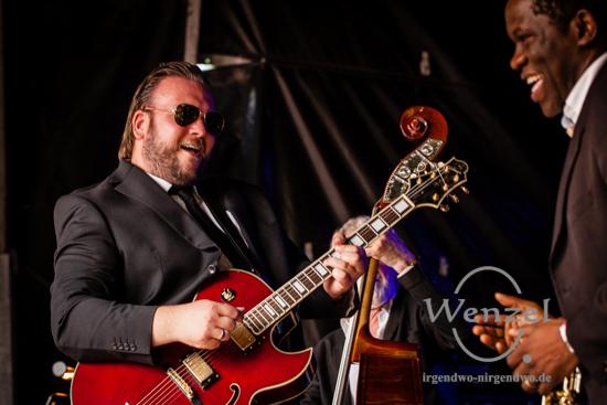 22. New Orleans Jazz Festival - Herrenkrugpark Magdeburg