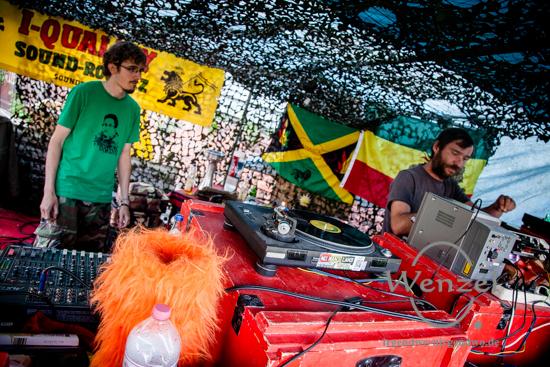 Soundsystem-Bash - Reggae Open Air – Werk4 Buckau
