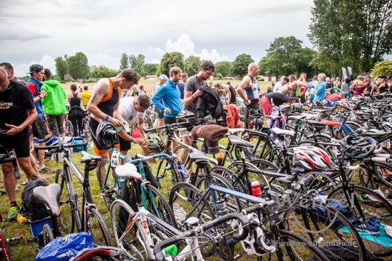 29. Uni-Triathlon der Otto-von-Guericke-Universität Magdeburg