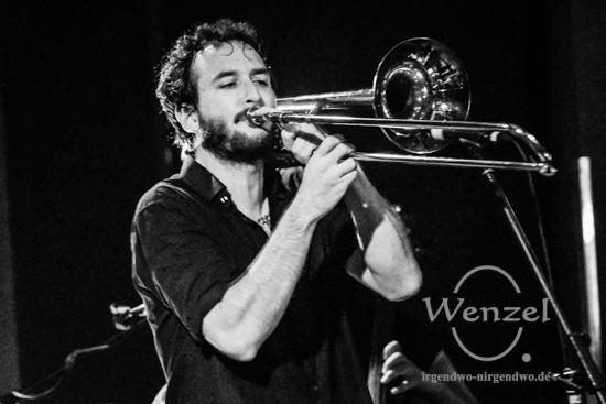 East Cameron Folkcore –  European Summer Tour 2016 –  Werk 2 Leipzig –  Foto Wenzel-Oschington.de