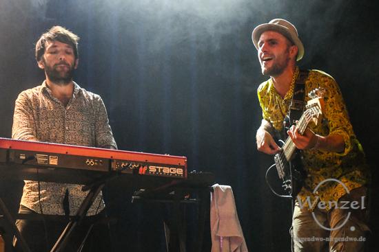 Rumba de Bodas, Moritzhof, Latin Grooves, Balkan, Swing, Ska, Reggae –  Foto Wenzel-Oschington.de
