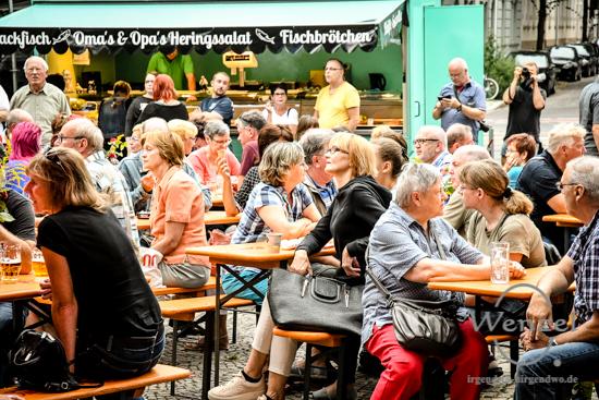 Sudenburg, Magdeburg, Ambrosiuskirche, Halberstädter Straße, Sudenburger Bier –  Foto Wenzel-Oschington.de