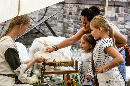 Kaiser-Otto-Fest, Magdeburg, Mittelalter, Ritterturnier, Historienspektakel –  Foto Wenzel-Oschington.de