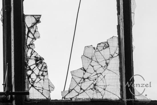 Lost Places, Faszination Verfall, Industrieanlage, Dornröschenschlaf, Magdeburg –  Foto Wenzel-Oschington.de