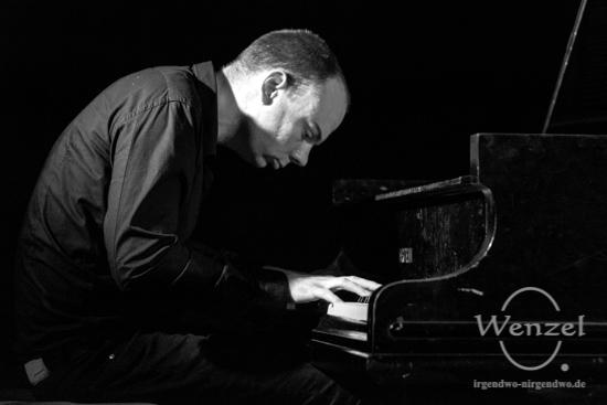 Conny Bauer, Louis Rastig Bauer 4, Jazz, Warnfried Altmann, Forum Gestaltung –  Foto Wenzel-Oschington.de