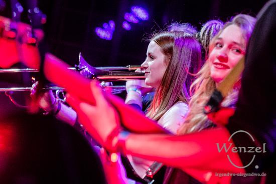 SWM, Talentverstärker, MusiCids, Magdeburg, Nachwuchskünstler, Turmpark, Salbke, Rockland, Heartdisco Music, Anspielung –  Foto Wenzel-Oschington.de