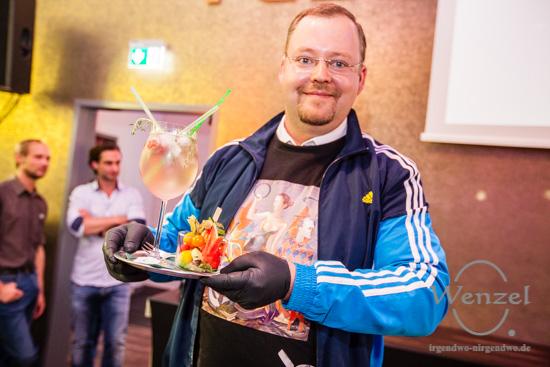 Cocktailmeisterschaften,Tessenow Loft, Gin, Wacholder, Magdeburg, Magdeburg 2025, Ottostadt, Kulturhauptstadt –  Foto Wenzel-Oschington.de