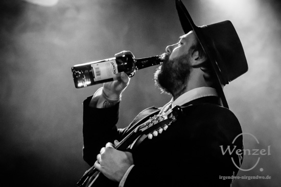 Magdeburg, Magdeburg 2025, Ottostadt, Kulturhauptstadt, Moritzhof, The Dead South, Illusions & Doubt, Good Company, Kanada, Bluegrass, Folk –  Foto Wenzel-Oschington.de