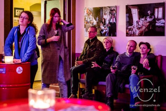 ECOC 2025, European Capitals of Culture, Kulturhauptstadt Magdeburg, Magdeburg 2025, Ottostadt, Kulturnacht, Anschlagen, 2017, Buckau, Volksbad Buckau, Julia-Weber-Trio –  Foto Wenzel-Oschington.de