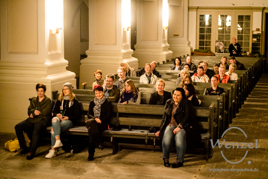 ECOC 2025, European Capitals of Culture, Kulturhauptstadt Magdeburg, Magdeburg 2025, Ottostadt, Kulturnacht, Anschlagen, 2017, Stephan Michme, Nicolai Kirche –  Foto Wenzel-Oschington.de