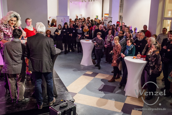 ECOC 2025, European Capitals of Culture, Kulturhauptstadt Magdeburg, Magdeburg 2025, Ottostadt, Magdeburg, Neujahrsempfang, Lady Maxime, PHONETICS x DiDSCH, Forum Gestaltung, LanZe, LAMSA, .lkj) –  Foto Wenzel-Oschington.de