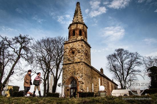 Magdeburg, Ottostadt, Prester, Cracau, Immanuel Kirche, Elbe, Elbdeich, Spaziergang –  Foto Wenzel-Oschington.de