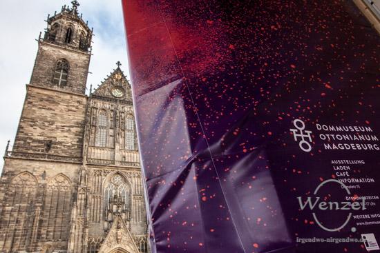 Eröffnung, Museum, Dommuseum, Ottonianum, Kaiser Otto, Editha, ECOC 2025, European Capitals of Culture, Kulturhauptstadt Magdeburg, Magdeburg, Magdeburg 2025, Ottostadt –  Foto Wenzel-Oschington.de