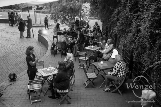 KlezmerNacht, Volksbad, Buckau, ECOC 2025, European Capitals of Culture, Kulturhauptstadt Magdeburg, Magdeburg, Magdeburg 2025, Musik, Konzert, Sol sayn gelebt –  Foto Wenzel-Oschington.de