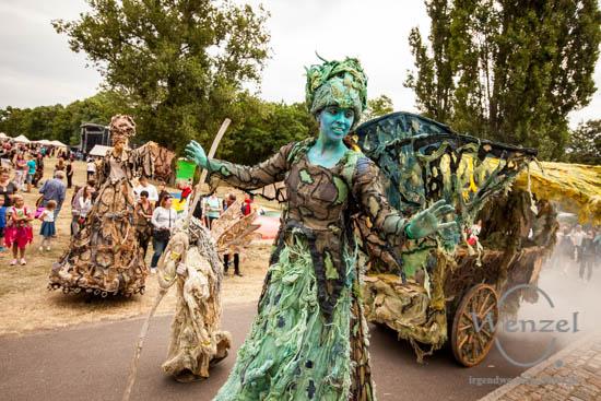 ECOC 2025, Elbauenpark Magdeburg, European Capitals of Culture, Fantasia, Festival, Kulturhauptstadt Magdeburg, Magdeburg, Magdeburg 2025, Ottostadt –  Foto Wenzel-Oschington.de