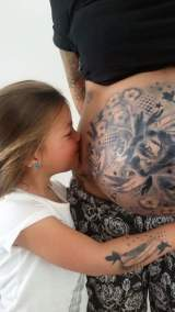 Airbush tattoo Irguna Designs (1)