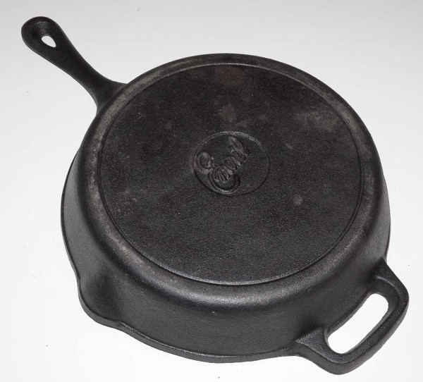 Emeril 10quot Cast Iron Fry Pan Frying Skillet eBay
