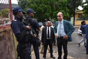 Security Min. declares that police will go after gangs in East Kingston