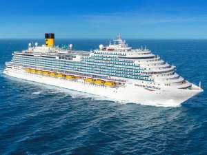Cruise ships set to return to Falmouth on November 8 following18-month absence due to COVID-19