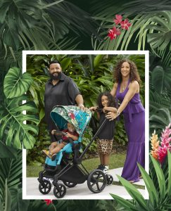 DJ Khaled shoots CYBEX commercial in Jamaica