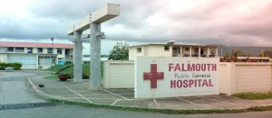 Three of the island's hospitals almost at full capacity with covid patients