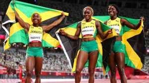 Elaine Stars as Jamaica sweep 1.2.3!