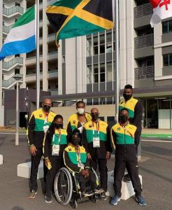Jamaica's Paralympians rearing to go.