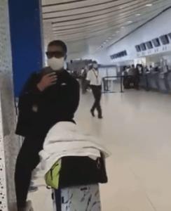 Jet Blue fires flight attendant over fake hostage claims