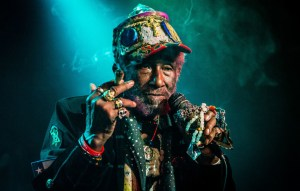 Tributes flood social media for Lee Scratch Perry